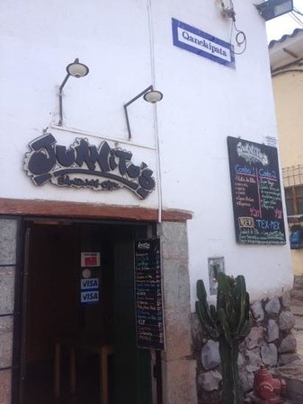 Juanito's : front entrance
