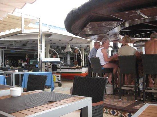Terraza bar picture of el senador maspalomas tripadvisor for Terraza bar