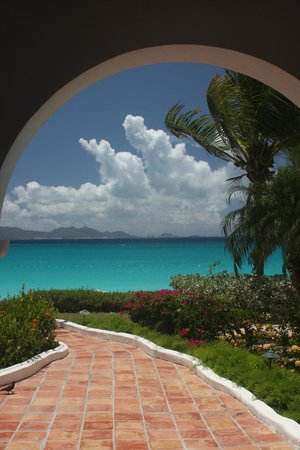 Belmond Cap Juluca: view from the room