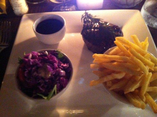 Big Easy: a great steak