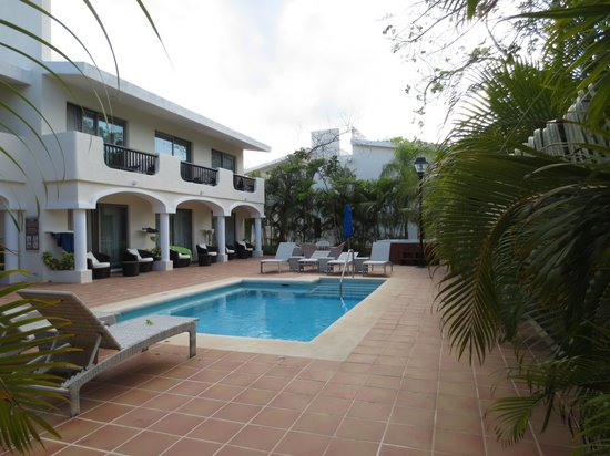 Sandos Playacar Beach Resort: Villa