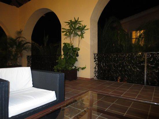 Sandos Playacar Beach Resort: Free Wi-Fi area