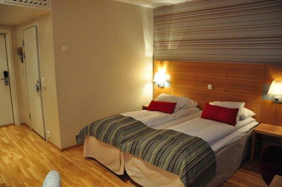Scandic Byparken: ma chambre 2