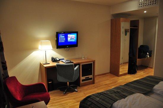 Scandic Byparken: ma chambre 3