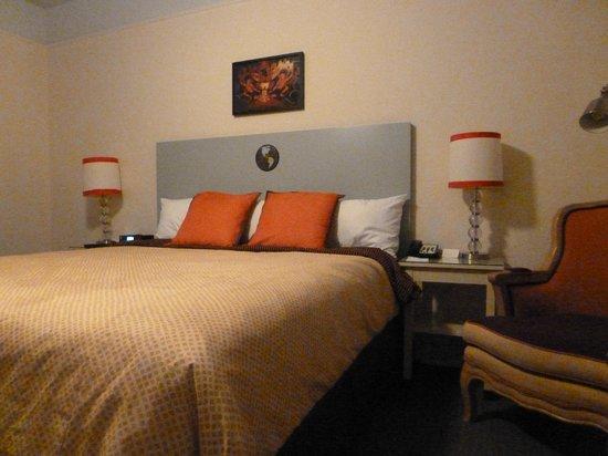 Hotel Carlton, a Joie de Vivre hotel: Room