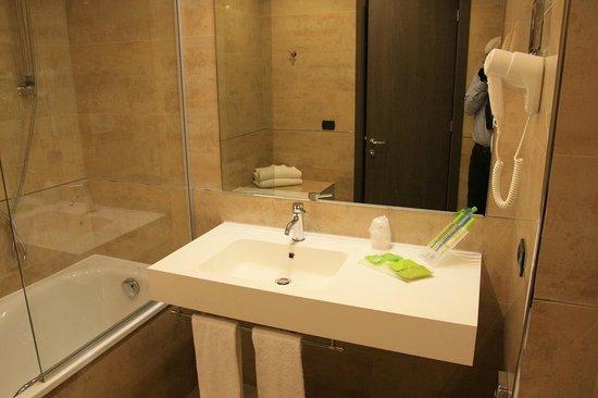 Klima Hotel Milano Fiere: Bagno