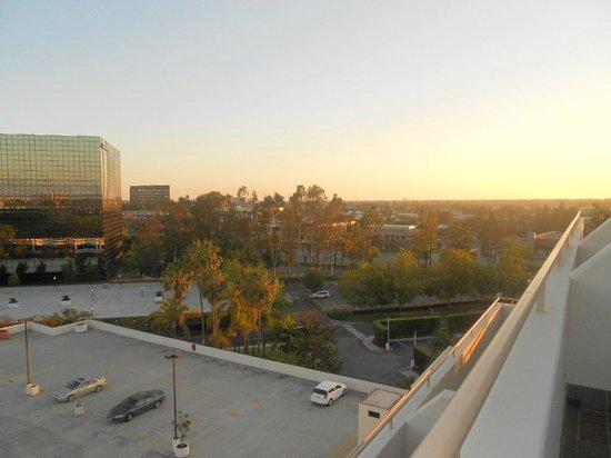 The Duke Hotel Newport Beach: Our view