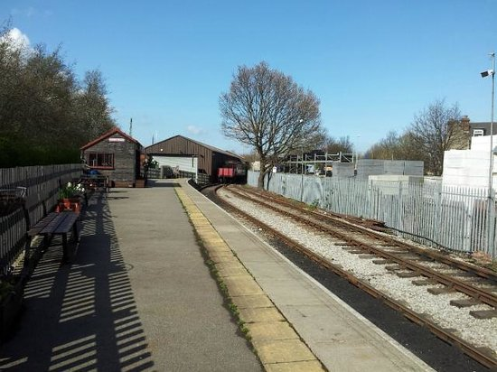 Middleton Railway: Platform
