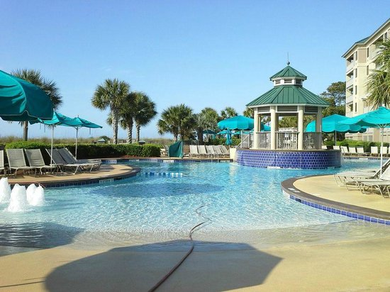 Marriott's Barony Beach Club: Main pool