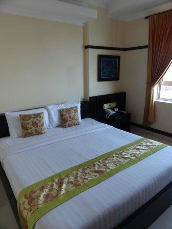 Salita Hotel: Chambre