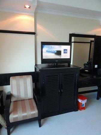 Salita Hotel: TV