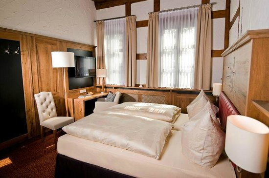 Hotel Burg Colmberg: Neue Zimmer, 2013 renoviert