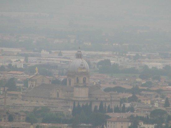 Hotel La Terrazza: panorama dal balcone