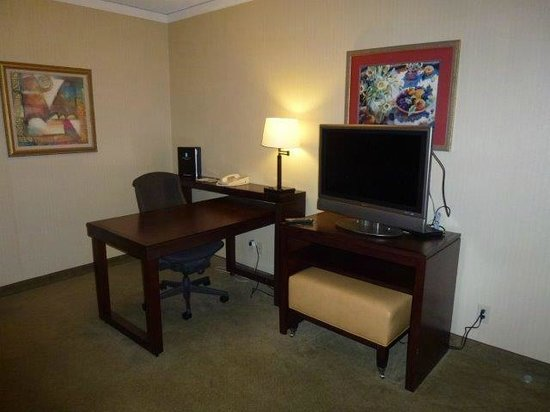 Embassy Suites by Hilton Secaucus - Meadowlands: lounge