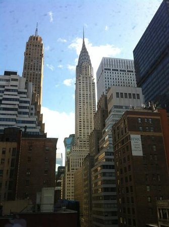 The Court – A St Giles Hotel: Chrysler Building