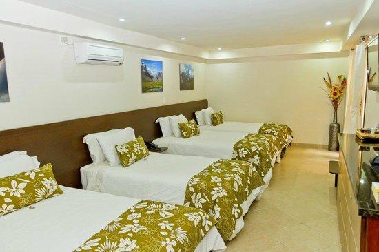 Hotel Poblado Boutique Express: Habitación Tres Camas de Ancho 1,20 metros