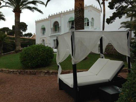 La Villa Mauresque : Relax
