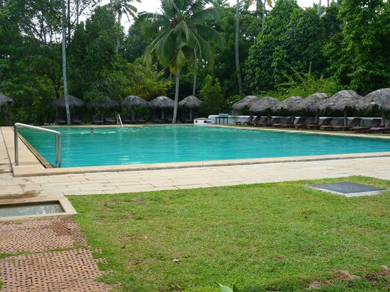 Marari Beach Resort: Piscine