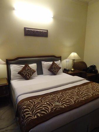 Hotel Hari Piorko: Chambre deluxe