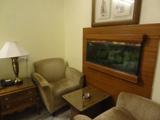 Hotel Hari Piorko: Room Aquarium