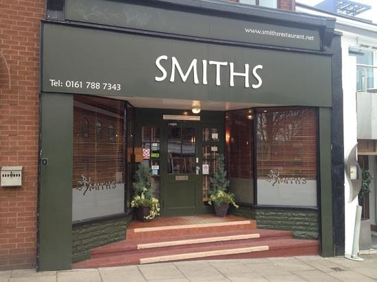 Ivy Mount Guest House : Smiths in Eccles, recommended by Paul, the owner of the Ivy Mount