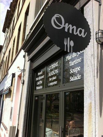 Photo of Modern European Restaurant Oma at Rue Jourdan 129, Brussels 1060, Belgium