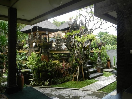 Bayu Guest House: view of Bayu property