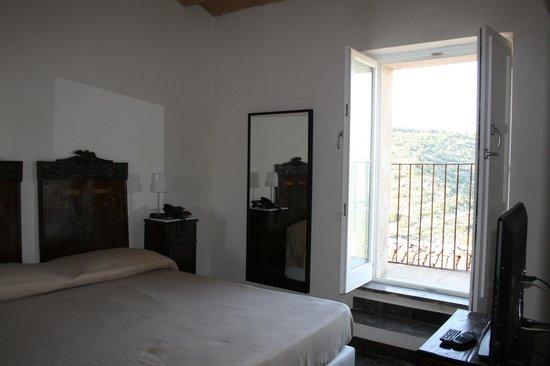 Hotel dell'Orologio : la mia camera