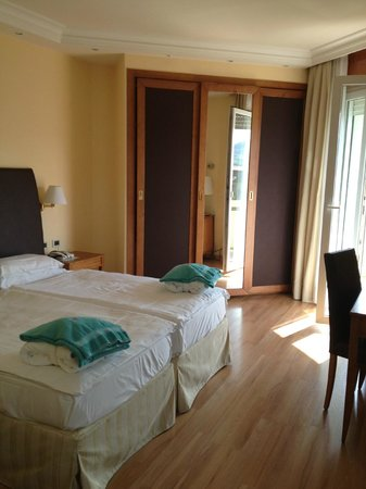 Hotel Leonardo da Vinci Terme & Golf: junior suite