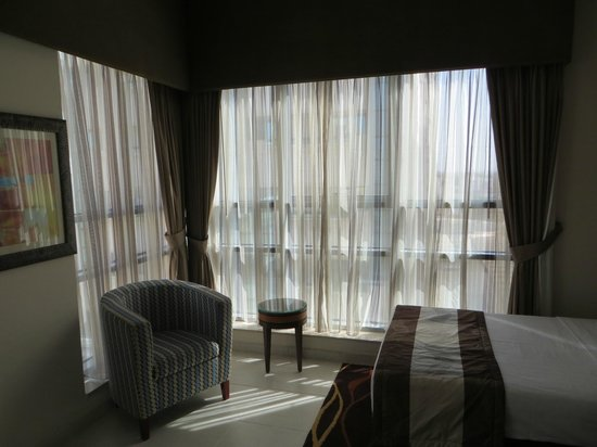 Xclusive Hotel Apartments: second bedroom