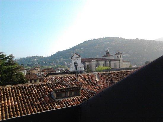 Centro Paolo VI: quello che vedevo dalla mia camera