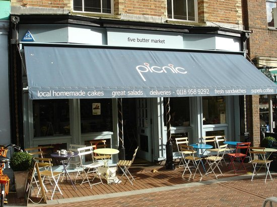 Picnic Foods: Picnic, the best coffee in Reading