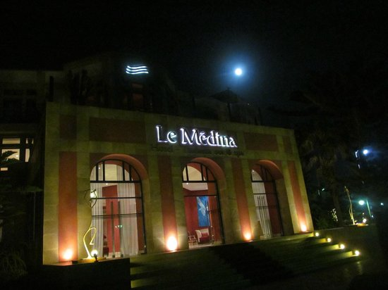 Le Medina Essaouira Hotel Thalassa Sea & Spa - MGallery Collection: LUNA PIENA