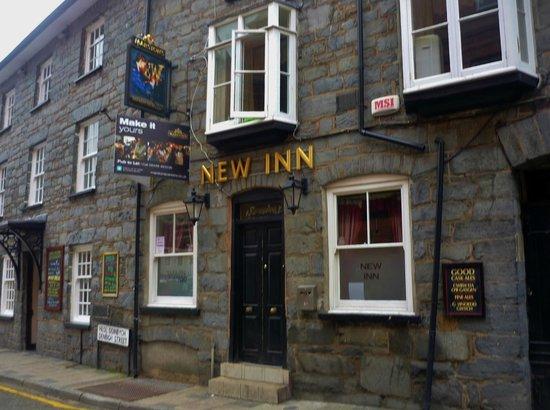 New Inn, Llanrwst