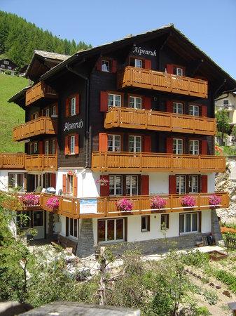 Chalet Alpenruh : Alpenruh Sommeransicht