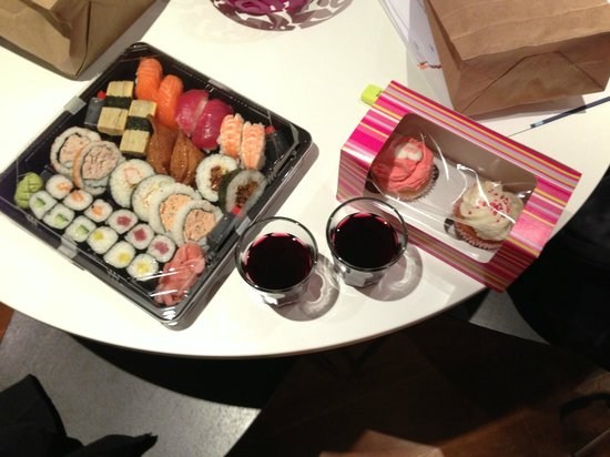 Michie Sushi : Selection of Sushi