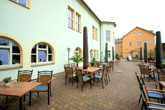 Hotel Weidenmuhle: hier läßt es sich gut ausruhen