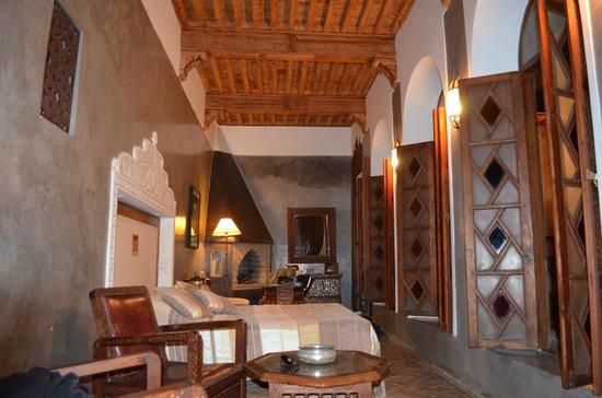 Riad Dar Zahia: suite