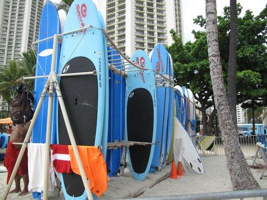 Moana Surfrider, A Westin Resort & Spa: Waikiki Beach