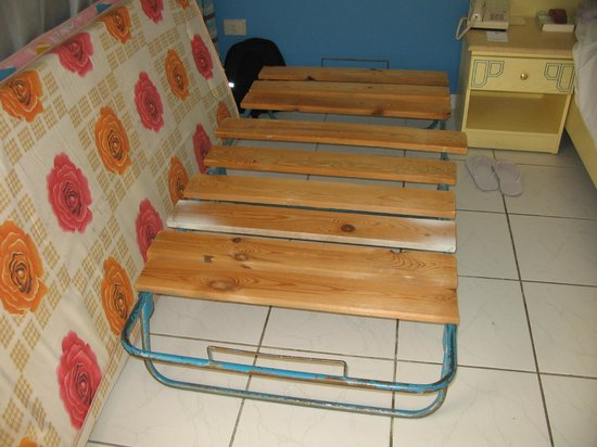 Dreams Beach Resort: Child Bed frame