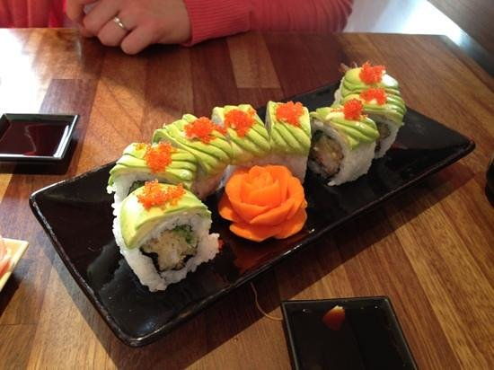 Sushiya: Dragon Roll