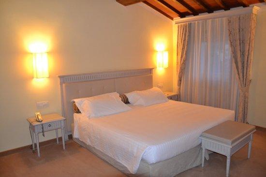 Hotel Certaldo: La chambre