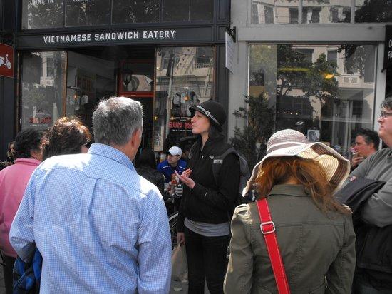 Gourmet Walks - Fun Foodie Tours : Shane the Tour Guide