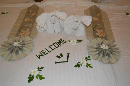 Khaolak Paradise Resort: Bienvenue
