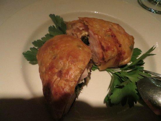 Entree stuffed chicken breast tender tender tender - Hole d entree ...