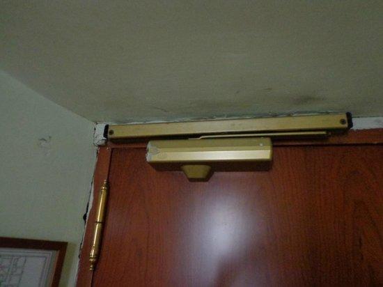 Hotel Hiberia: dessus de porte