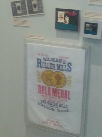 Neligh Mills: Famous First Home of 'GOLD MEDAL FLOUR'