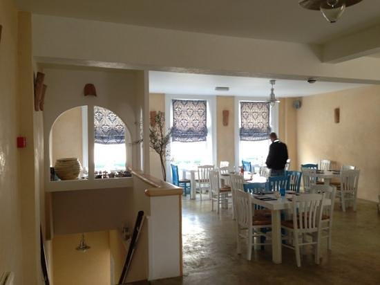 The Olive Grove : upstairs area