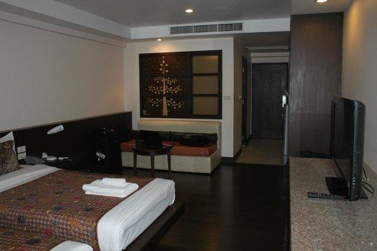 Baan Suwantawe: Bedroom