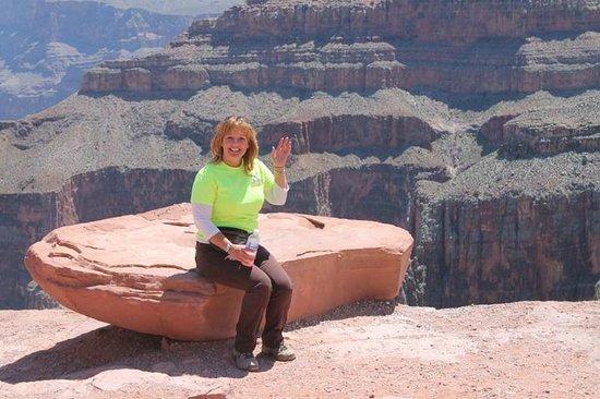 Laughlin Adventure Tours: Our Guide Lisa